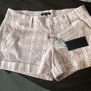 Dear John Finnegan Printed shorts
